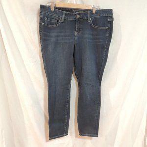 Torrid Denim Womens Jeans skinny Size 12XS